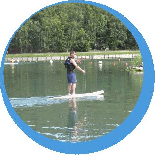 stand up paddle particulier